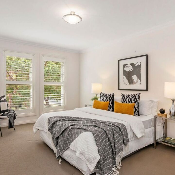 Home Staging Auckland - Stagy - Bedroom Staged