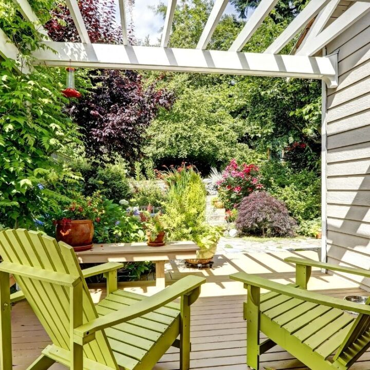 Showhomes Staging Auckland - Outdoor - Stagy